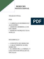 COMPILACION DERECHO CONSTITUCIONAL1