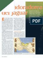 Olmecas, Los Adoradores Del Jaguar