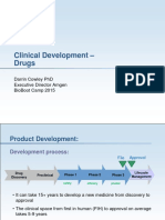 Cowley Clinical Development