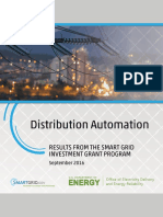Distribution Automation Summary Report_09!29!16