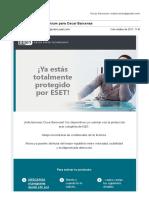 ESET Smart Security Premium Licencia