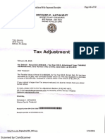 Michigan Wayne County Treasurer Tax Adjustment & Refund of Fraudulent Detroit Land Bank Authority Tax Levy 2016