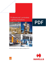 Industrial & Area Lighting Catalogue 2016