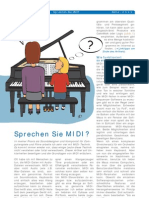 Midi-Guide Fachartikel Alex M Loitsch