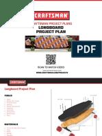 Longboard Project Plan