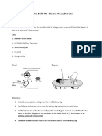Electroscopio electronico