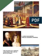 A Corte Portuguesa No Brasil Capitulo 2 1ª Parte 5º Ano