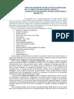80216085 Aplicarea Metodelor Moderne Interactive de Predare Invăţare La Disciplinele Tehnice