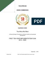 agenda2063-first10yearimplementation