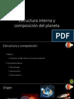 1-Estructura Interna y Composición Del Planeta