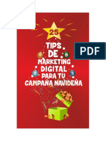 25 Tips de Marketing Digital Para Tu Campana Navidena
