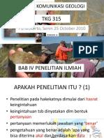 Bab 03- Penelitian Ilmiah