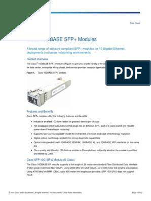 PROLABS SFP-H10GB-CU10M-C Direct Attach Copper cable Twinaxial cable 10m