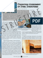 SF Condition_Assessment of Steel Structure