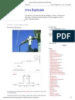 Ingeniería Eléctrica Explicada Protección Buchholz