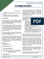 1ra Serie de Estudios_ 14 Jose y Potifar