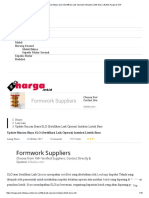 Update Rincian Biaya SLO (Sertifikasi Laik Operasi) Instalasi Listrik Baru _ Daftar Harga & Tarif