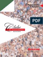 Regulamento Clubes de Investimento Bovespa