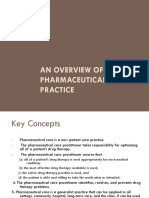 An Overview of Pharmaceutical Care Practice.pptx