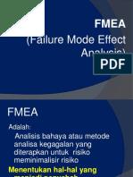 sosialisasi FMEA