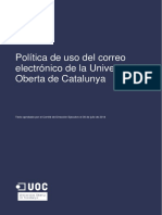 Politica Uso Correo_electronico