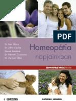 Homeopátia napjainkban