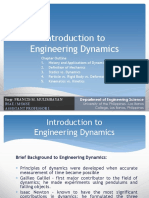 Introduction to Engineering Dynamics