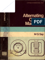 Say-AlternatingCurrentMachines.pdf