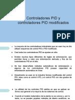 Controladores PID y Controladores PID Modificados
