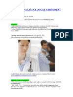 Validasi Dalam Clinical Chemistry