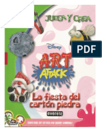 ART ATTACK Fiesta Carton Piedra