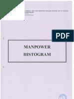 7.2.2 Manpower Histogram