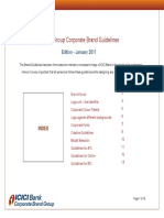ICICI Group Brand Guidelines Manual