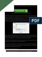 Atasi Script Error Folder Temp Ketika Installasi Software