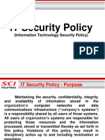 It Policy_2014 - Gmi2