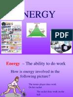 Energy Types Powerpoint 2013