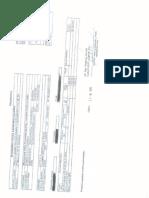 Prijaté (došlé) faktúry KTAG za lety A. Kisku