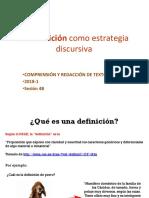 EQUIPO 6 Estrategia de Definición UTP 2018-1 Pptx