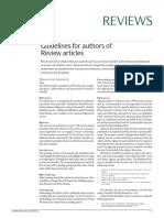 Instrucciones Reviews Nature Chemistry