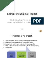 Entrepreneurial Model GAR