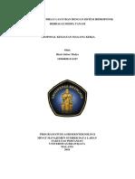 Proposal magang risal 2018 BPTP