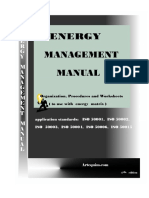 Energy Managemt Manual