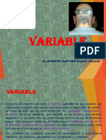 11. Variables