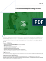 Advanced Server Infrastructure Implementing Diploma Visio Learning