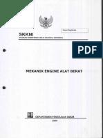 SKKNI Mekanik Alat Berat.pdf