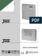 Manual Instalare Utilizare en J-424
