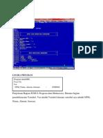 Listing Program 2 Pascal