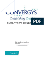 Employee's Handbook