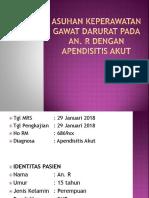 Seminar Apendisitis