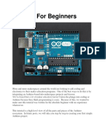 Arduino for Beginners REV2